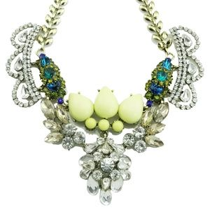 Luxe Vintage Inspired Statement Necklace
